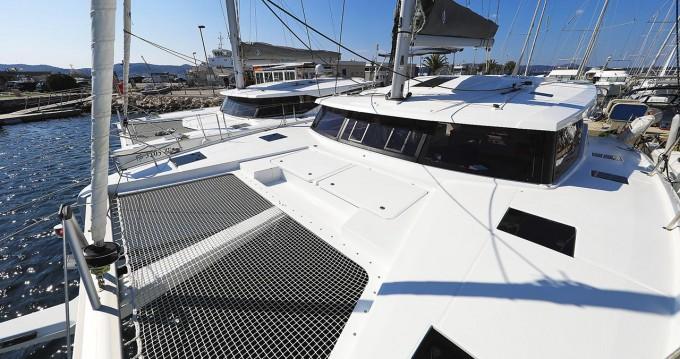 Boat rental Fountaine Pajot Astrea 42 in Biograd na Moru on Samboat