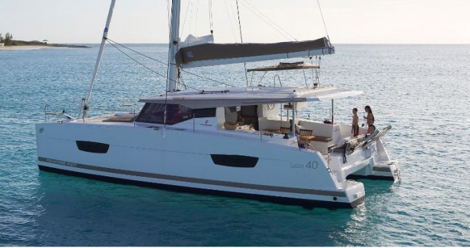 Boat rental Fountaine Pajot Lucia 40 in Vodice on Samboat
