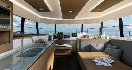 Fountaine Pajot My 37 between personal and professional Biograd na Moru
