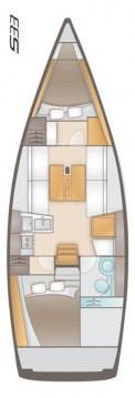Hire Sailboat with or without skipper Salona Portorož