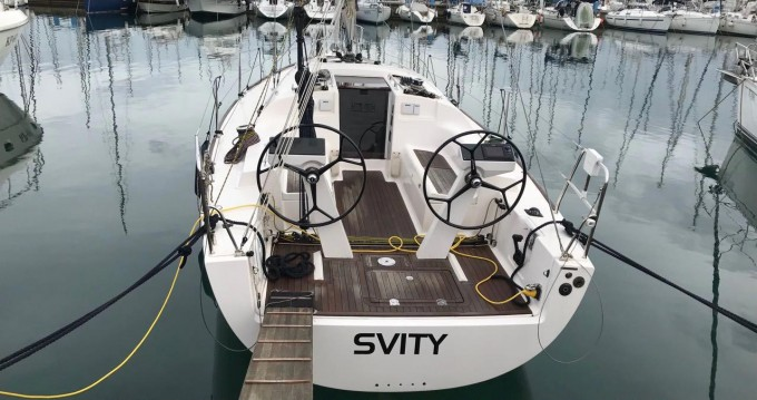 Boat rental Salona Salona 33 in Portorož on Samboat