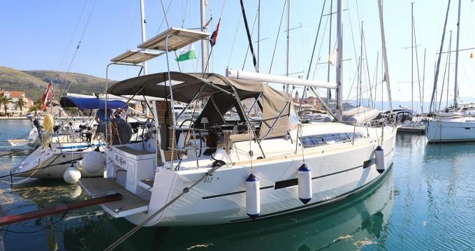 Rental Sailboat in Trogir - Dufour Dufour 412 Grand Large