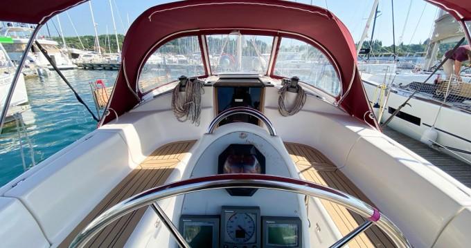 Rental Sailboat in Portorož - Dufour Gib Sea 37