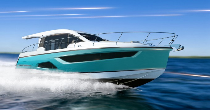 Boat rental Pula cheap Sealine C390