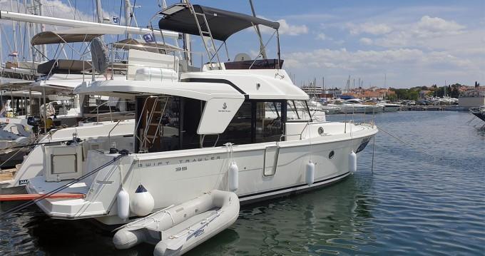 Boat rental Biograd na Moru cheap Swift Trawler 35