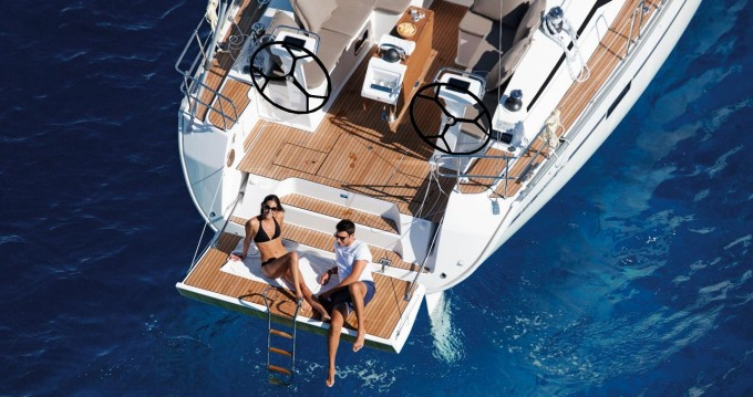 Bavaria Bavaria Cruiser 46 OD between personal and professional Trogir