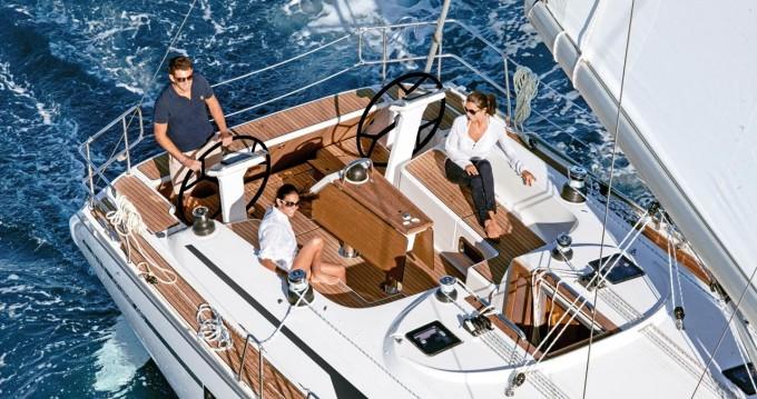 Rental yacht Biograd na Moru - Bavaria Bavaria Cruiser 46 OD on SamBoat