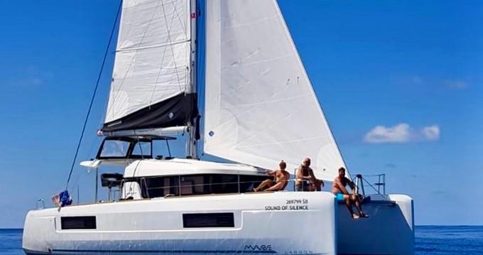 Hire Catamaran with or without skipper Lagoon Šibenik