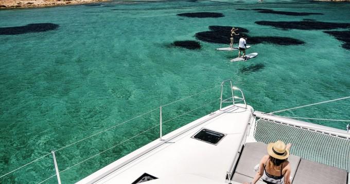 Dufour Dufour 48 Catamaran - 5 + 1 cab. between personal and professional Pomer