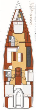 Bénéteau Oceanis Yacht 62 between personal and professional Athens