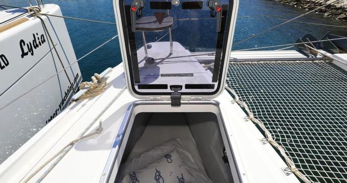 Lagoon Lagoon 42 between personal and professional Trogir