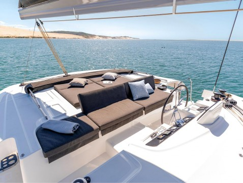 Boat rental Lagoon Lagoon 46 in Trogir on Samboat