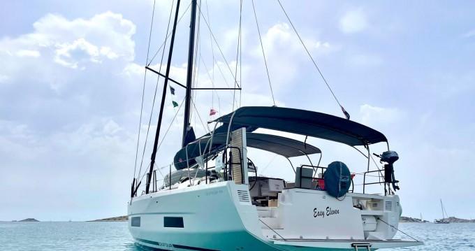 Boat rental Dufour Dufour 470 performance - 4 + 1 cab. in Biograd na Moru on Samboat