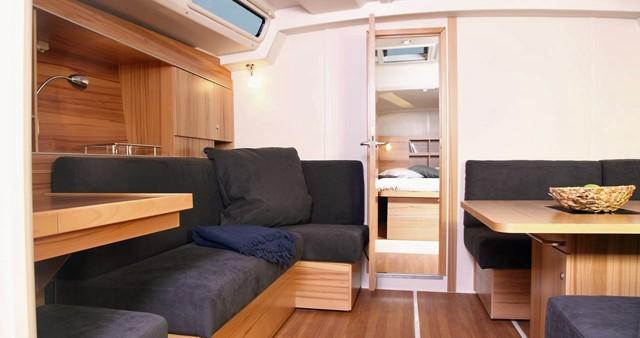 Boat rental Punat cheap Hanse 445