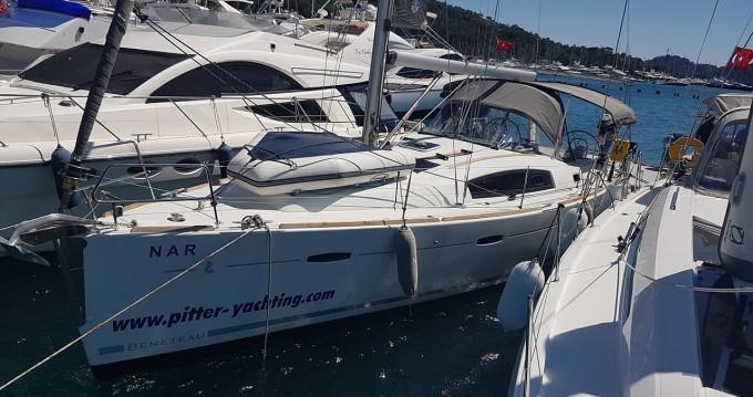 Boat rental Bénéteau Oceanis 40 in Göcek on Samboat
