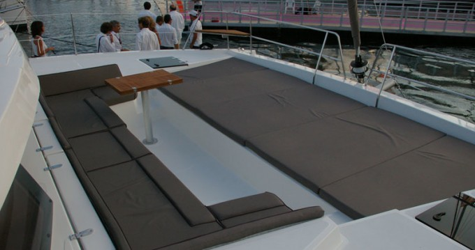 Hire Catamaran with or without skipper Catana Anse Marcel