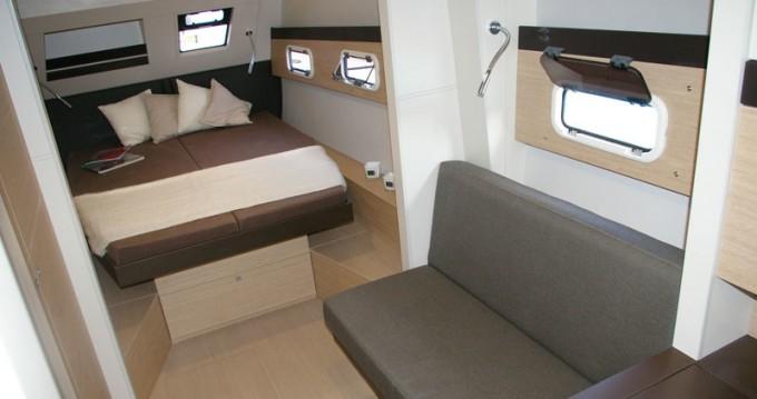 Rental Catamaran in Anse Marcel - Catana Bali 4.5 - 4 + 2 cab.