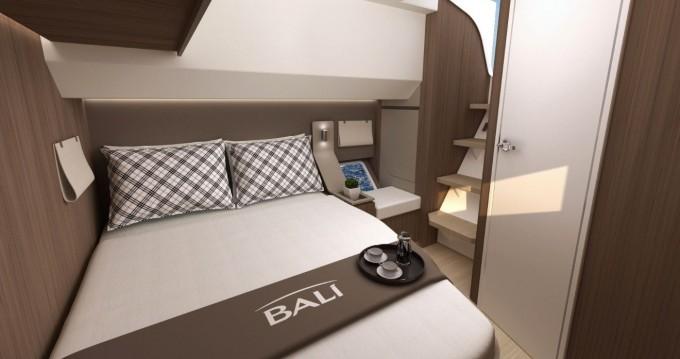 Catana Bali 4.8 - 4 cab. between personal and professional Nassau