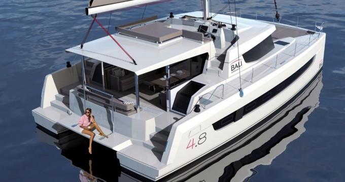 Boat rental Palma de Mallorca cheap Bali 4.8 - 6 cab.