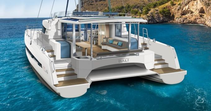 Rental yacht Nassau - Catana Bali 5.4 - 5 + 2 cab on SamBoat