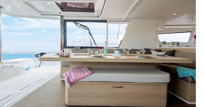 Rental yacht Olbia - Catana Bali 5.4 - 6 + 2 cab. on SamBoat