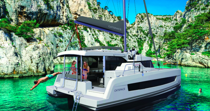 Hire Catamaran with or without skipper Catana Kotor