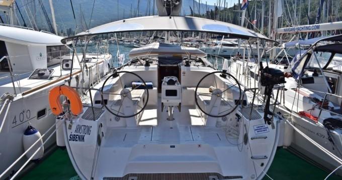 Rental yacht Zaton - Bavaria Cruiser 46 on SamBoat
