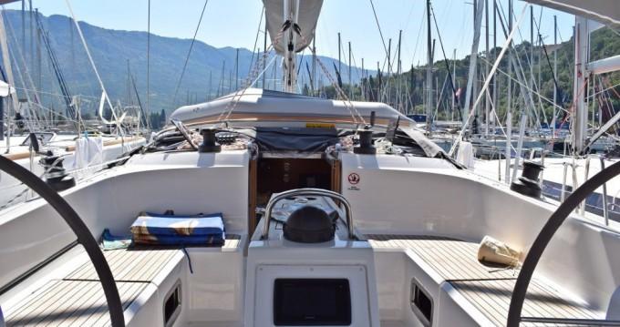 Bavaria Cruiser 46 between personal and professional Zaton