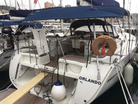 Rental yacht Saint-Mandrier-sur-Mer - Bavaria Cruiser 56 on SamBoat