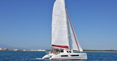 Rental yacht Le Marin - Catana Catana 42 on SamBoat