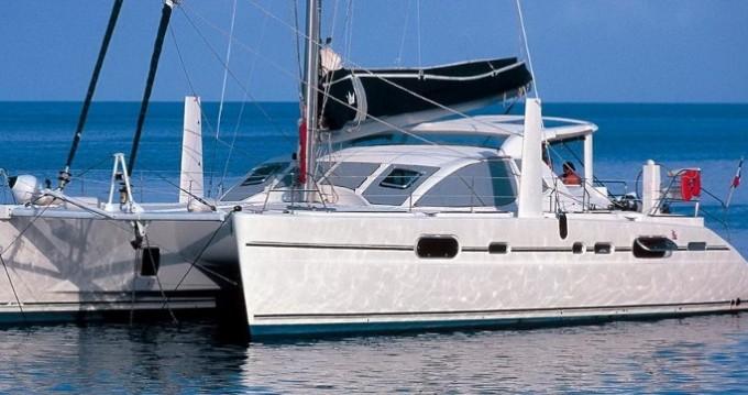 Boat rental Catana Catana 47 Ocean Class in Saint Thomas on Samboat