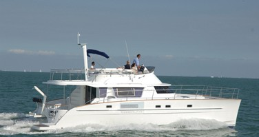 Fountaine Pajot Cumberland 46 - 4 cab. between personal and professional Airlie Beach