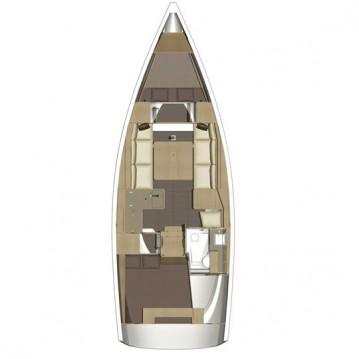 Rental Sailboat in Jolly Harbour - Dufour Dufour 350 Grand Large