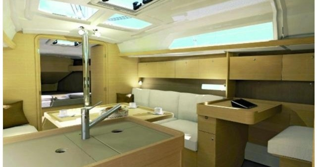 Rental yacht Jolly Harbour - Dufour Dufour 350 Grand Large on SamBoat