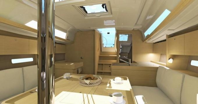 Rental Sailboat in Olbia - Dufour Dufour 350 GL