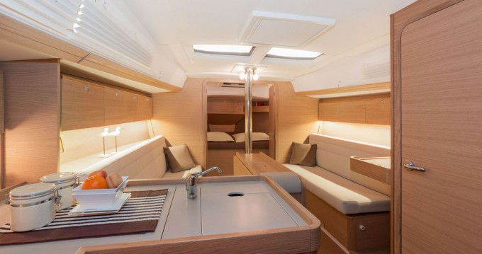 Dufour Dufour 360 Grand Large between personal and professional Olbia