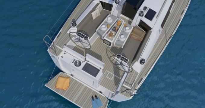 Boat rental Olbia cheap Dufour 360 Grand Large