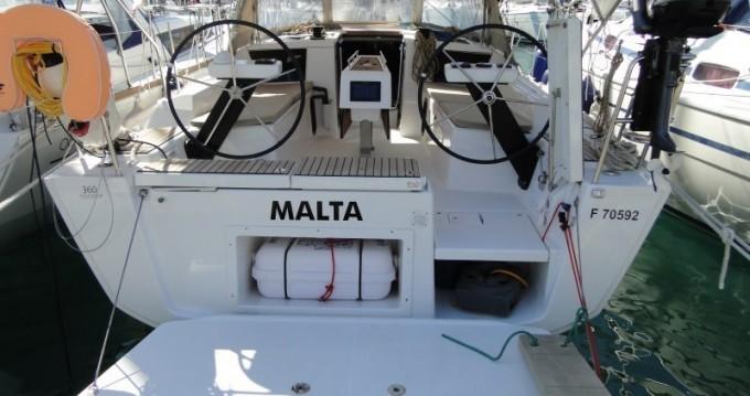 Rental Sailboat in Ionian Islands - Dufour Dufour 360 Grand Large