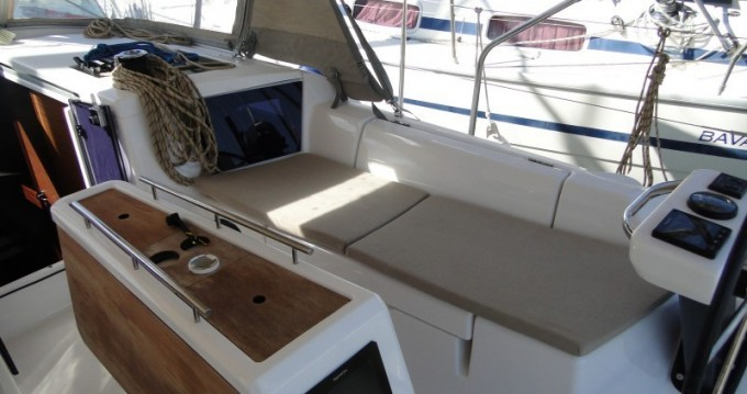Boat rental Ionian Islands cheap Dufour 360 Grand Large