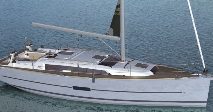Rent a Dufour Dufour 360 Liberty Old Port of Marseille