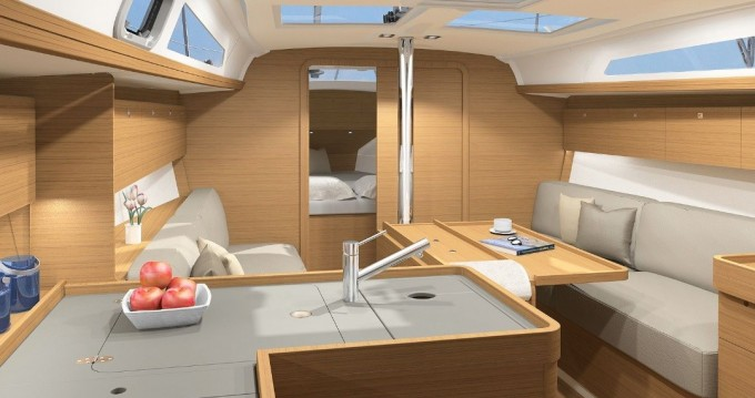 Rental yacht Komolac - Dufour Dufour 360 Liberty on SamBoat