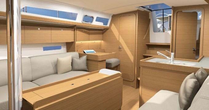 Rental yacht Saint-Mandrier-sur-Mer - Dufour Dufour 360 Liberty on SamBoat