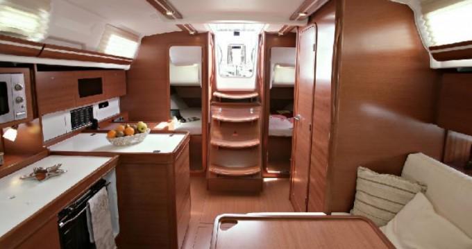 Boat rental Saint-Mandrier-sur-Mer cheap Dufour 380 GL