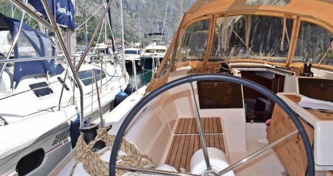 Boat rental Zaton cheap Dufour 382 Grand Large