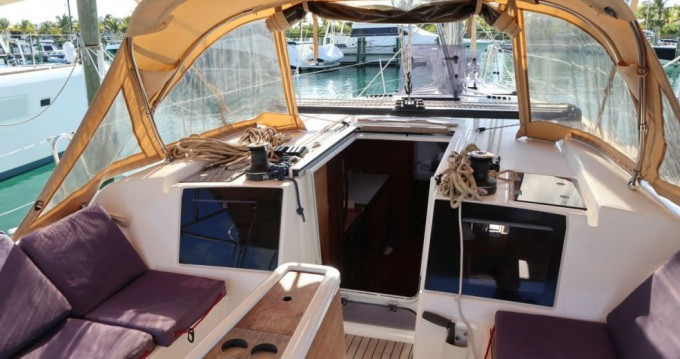 Dufour Dufour 382 Grand Large between personal and professional Nassau