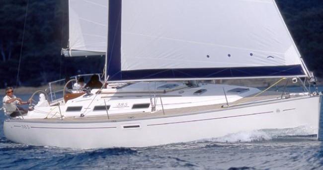 Boat rental Anse Marcel cheap Dufour 385 GL