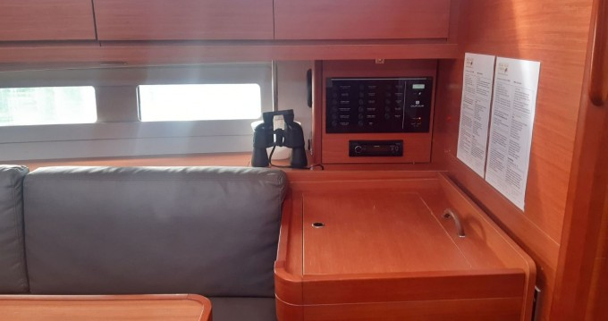 Rental yacht Saint Thomas - Dufour Dufour 390 GL on SamBoat