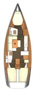 Rental Sailboat in Jolly Harbour - Dufour Dufour 405 GL