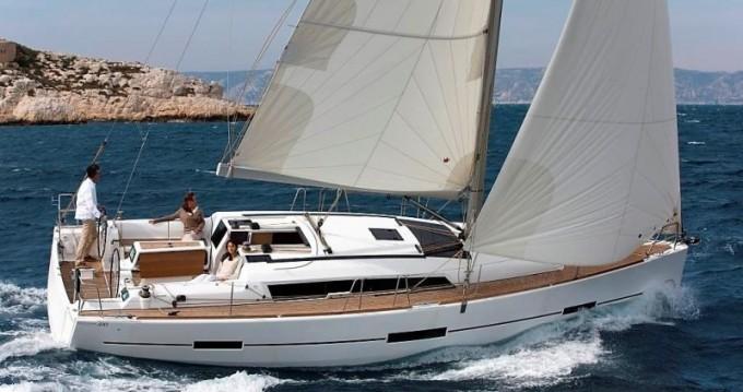 Boat rental Lefkada (Island) cheap Dufour 410 GL