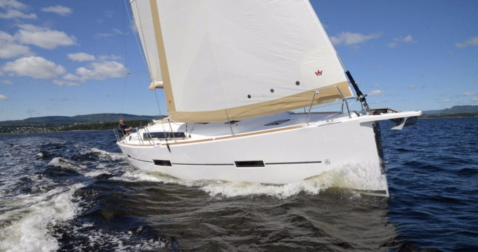 Hire Sailboat with or without skipper Dufour Kotor